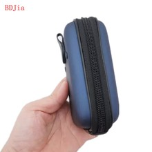 High Quality EVA Digital Camera Bag Case for Panasonic LX10 LF1 ZS50 ZS45 ZS40 ZS35 ZS30 SZ10 TS6 with Carabiner