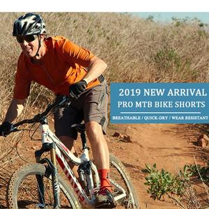 Image 2 - X Tiger Summer Mens Cycling Shorts Mountain Bike Downhill Shorts Loose Outdoor Sports Riding Road MTB Bicycle Short Trousers