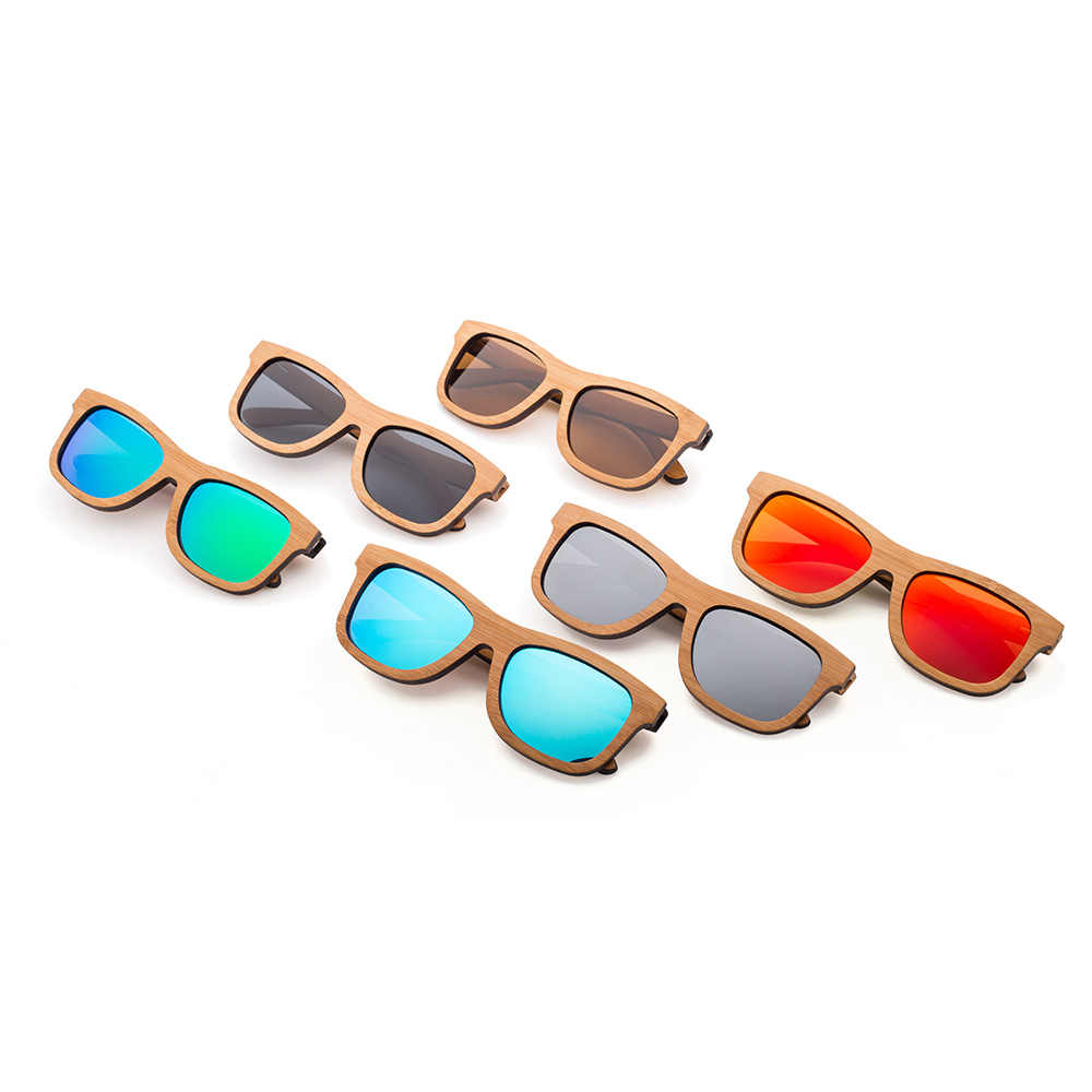 ad8fce1a9c8 ... Angcen Children Sunglasses Polarized Brand Design Wooden Sunglasses for  Child Girls Boys Square Eyewear in Fahion ...