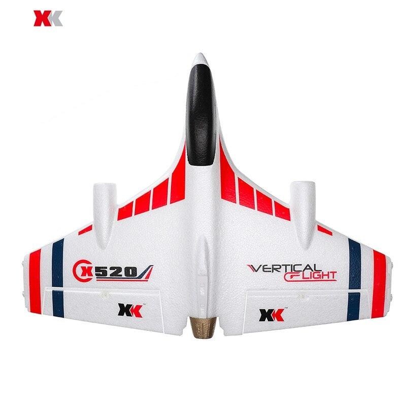 XK X520 2,4G 6CH FPV RC Flugzeug Ersatzteile Teil Rumpf