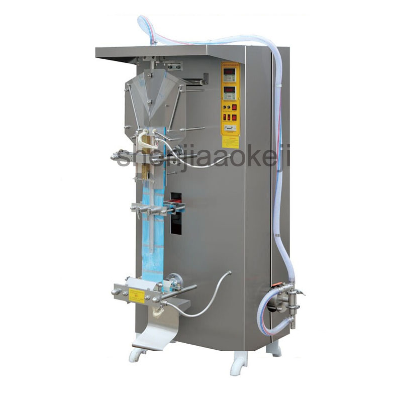 Automatic Liquid Packing Machine (Liquid Packager liquid filling and sealing machine liquid packing machine)  110v / 220v
