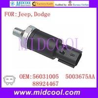 חיישן לחץ שמן חדש להשתמש OE 56031005 מס  5003675AA  88924467 עבור ג 'יפ דודג'|oes|   -