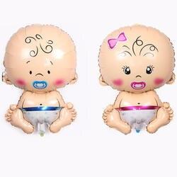 2 шт./лот 36 дюймов сосать соски Ангел фольга Воздушные шары детские надувные шары Helium воздушный шар для Бэйби Шауэр Классические игрушки для
