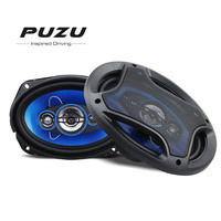 PUZU 6*9 Inch Coaxial Car Speaker High Power Auto Horn Speaker Car Audio With Woofer Bass Tweeter Classic Speaker 6x9