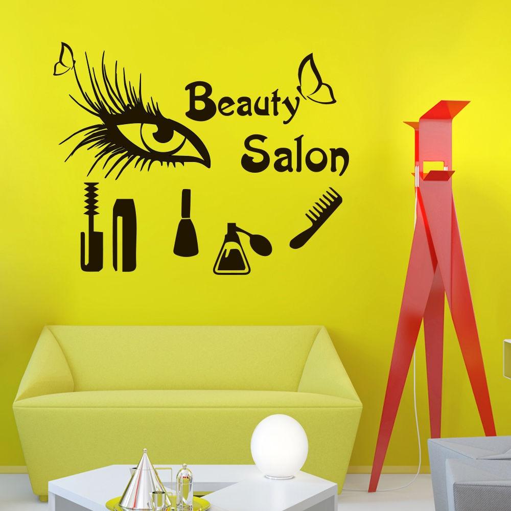Dorable Nail Salon Wall Decor Sketch - Wall Art Collections ...