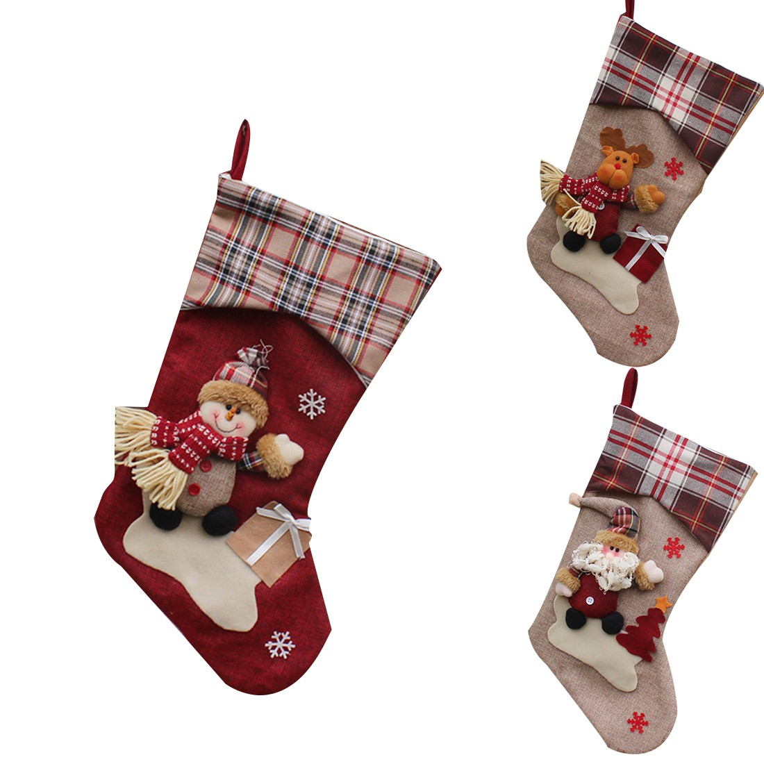 Online Get Cheap Sale Christmas Stockings