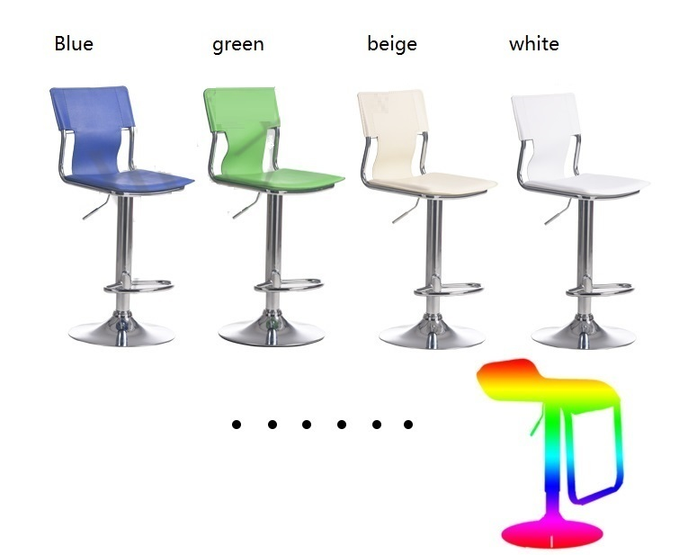 American popular barber shop chair lift rotation black red white green yellow black color selection German hairdressing stool european and american bars popular chair purple red white red ect color for selection club lift stool free shipping