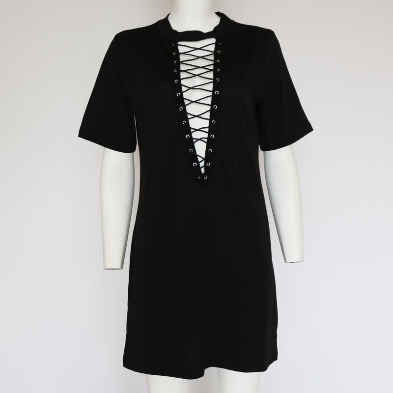 HTB1dNGTXU6FK1Jjy1Xdq6zlkXXaq - Sexy Women's Deep V-neck Shirts Women Tops Short Sleeve