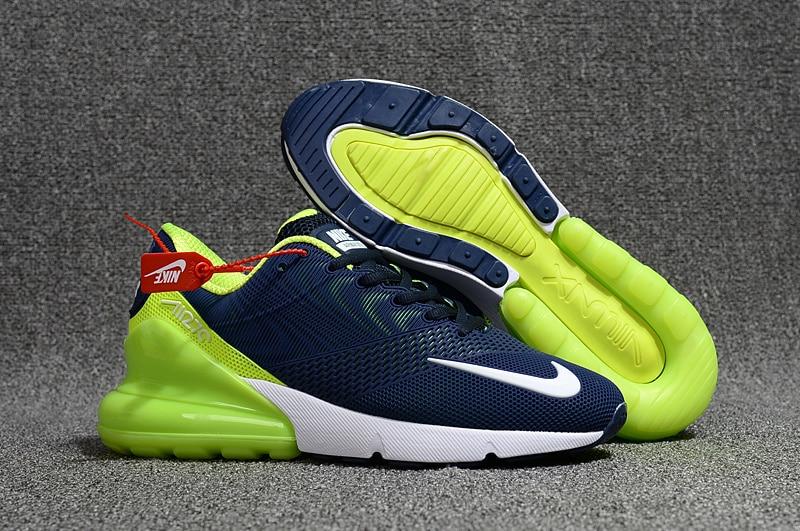 Nike Air Max 270 D'origine Nano En Plastique Respirant chaussures de course en plein Air baskets de sport Nike Air 270 Hommes de chaussures de course Nike 27