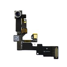 Wholesale Original 10pcs For iPhone 6 6G Proximity Sensor with Front Camera Flex Cable Replacement Parts