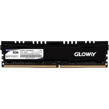 Gloway STK serires RAM DIMM DDR4 16GB 8GB 2400MHz memoria RAMสำหรับDesktop PCคอมพิวเตอร์รับประกันตลอดอายุการใช้งาน