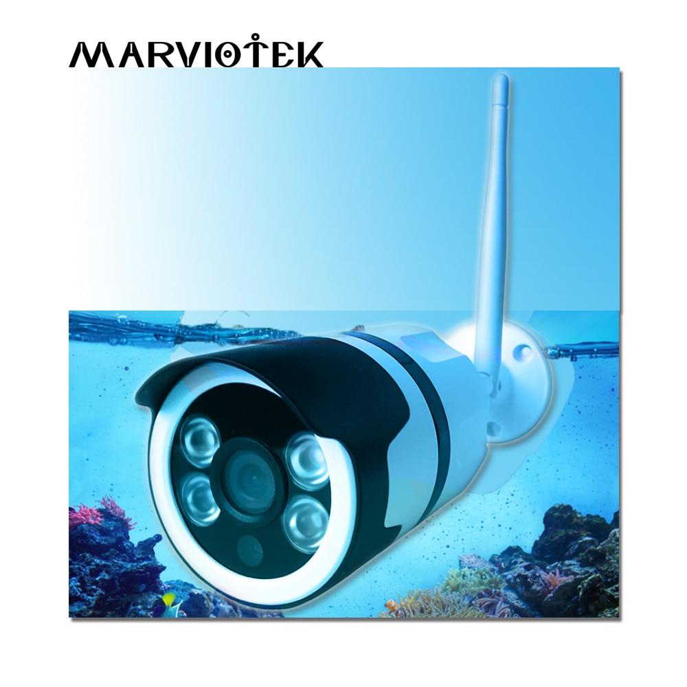 купить IP Camera wifi 1080P home Security Surveillance Camera Outdoor Waterproof cctv camera Wireless Support Micro sd slot ipcam 960P по цене 611.98 рублей