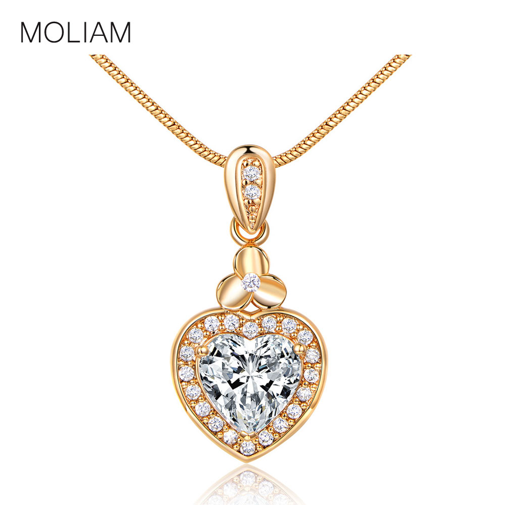 Aliexpressm  Buy Moliam Brand Fashion Jewelry Crystal. Transformers Chains. 20k Gold Chains. Half Heart Chains. Spiga Chain Chains. Infinity Chains. Mini Dog Tag Chains. Initial Necklace Chains. Real Hip Hop Chains