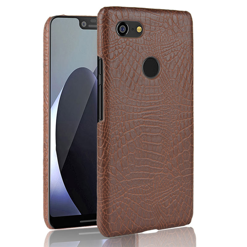 For Google Pixel 3 Case Google Pixel 3 XL Case Luxury PU Leather Hard Back Cover Phone Case For Google Pixel 3 Pixel3 XL Pixel 3