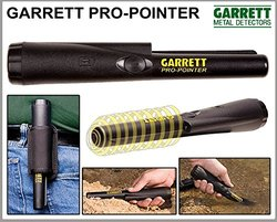 GARRETT PRO POINTER Professtional Underground Metal Detector Pinpointer Pinpointing Gold Silver Treasure Hunter Seeker Tracker