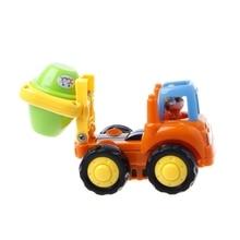 4 pçs/set Clássico de Construção Da Cidade Blocos de Construção de Brinquedo Do Carro Mini Educação Kid