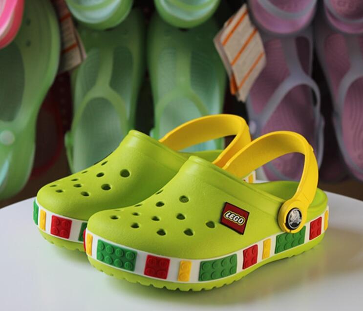 2018 Toddler Summer Style Brand Childrens Sandals 3D Cartoon Boys Girls Beach Slippers Kids Shoes Sandal