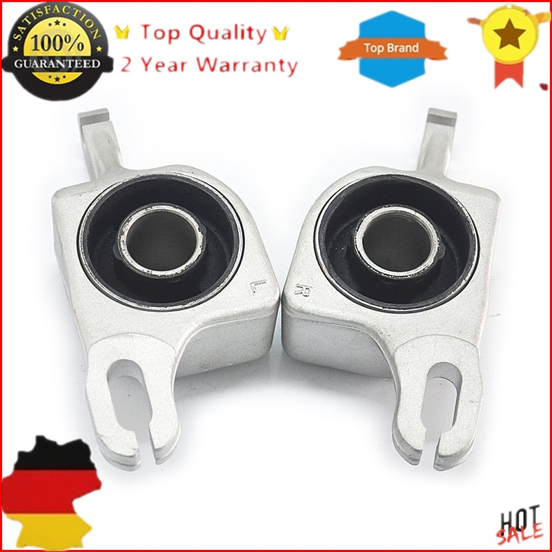 AP02 1 x Pair Control Arm Bushing Front Left + Right for Mercedes GL-Class X164 & M-Class W164  1643300743, 1643300843AP02 1 x Pair Control Arm Bushing Front Left + Right for Mercedes GL-Class X164 & M-Class W164  1643300743, 1643300843