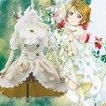 LoveLive! Koizumi Hanayo Cosplay Disfraces Vestido de Boda Romántica de Amor Vivo Despertar Lolita Princesa Disfraz Para Halloween