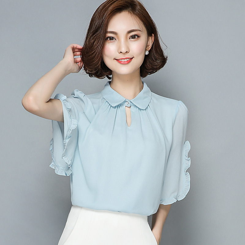 Anne Klein Shirred Button-Front Blouse, Created for Macy'...