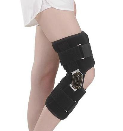 Can regulating knee fixed support Sports gear torn loose knee cruciate ligament damageCan regulating knee fixed support Sports gear torn loose knee cruciate ligament damage