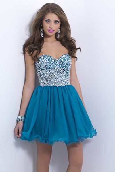 Online Get Cheap Teal Homecoming Dresses -Aliexpress.com  Alibaba ...