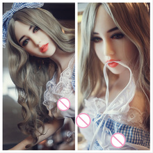 WMDOLL 156cm Silicone Sex Doll Realistic For Adults Vagina Pussy Anal Sexy Toy  Male Masturbator Sexual Toys