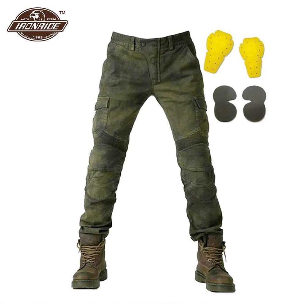 Moto Pantalon Moto Jeans Pantalon Équipement De Protection Équitation Racing Moto Dirt Bike Hommes Motocross Pantalon Pantalon Moto Pantalon