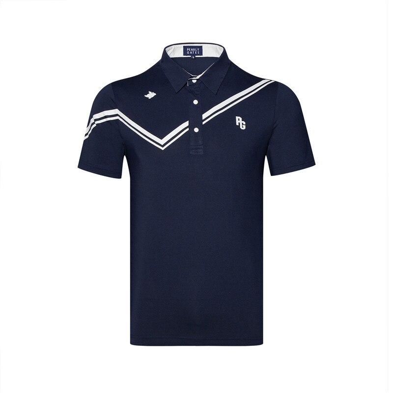 Cooyute nouvelle chemise de Golf dernier été PG Golf sport chemise manches courtes anti-boulochage court Golf T-Shirt livraison gratuite