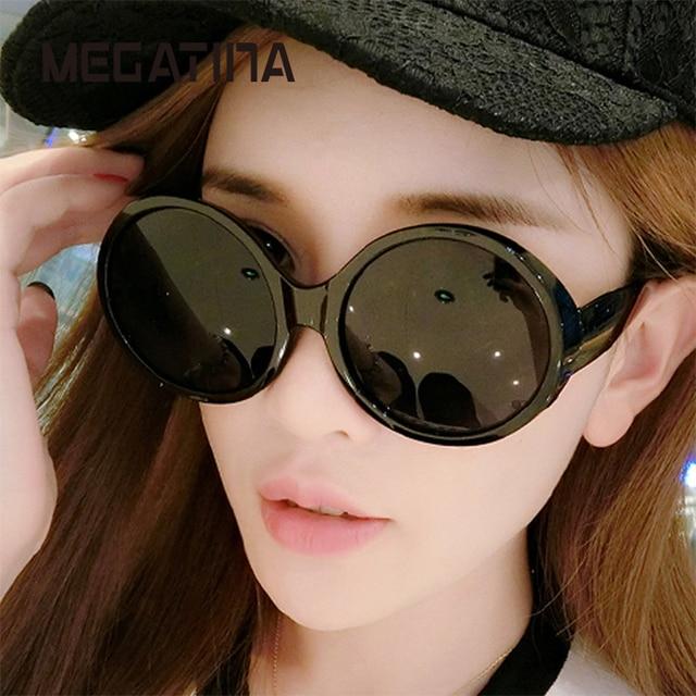 22fec5f774e Megatina 2018 Fashion NIRVANA Kurt Cobain Sunglasses Women Men Oval Sun  Glasses Hot Vintage Glasses UV400 Black White Eyeware