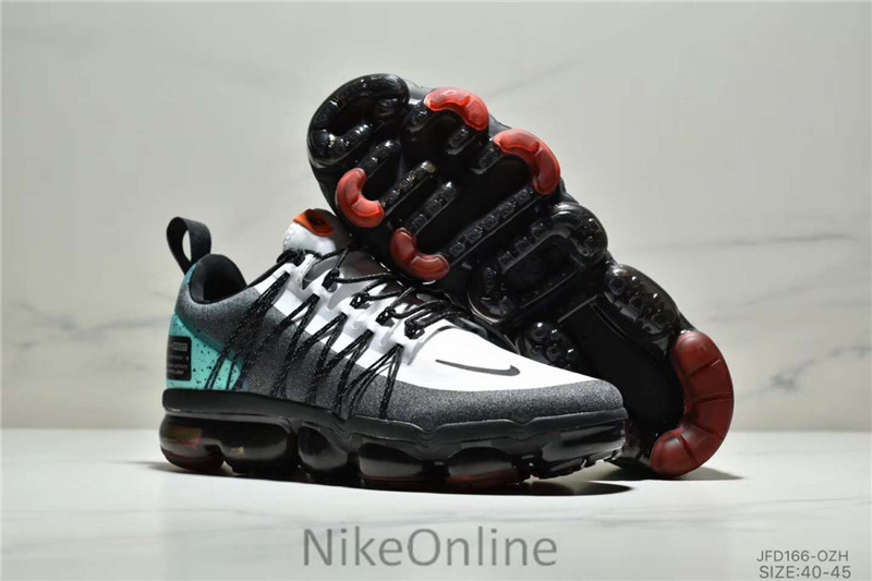 abcfe9c18f Original Nike Air VaporMax Run Utility Men's Running Shoes Jogging  Breathable Shockproof Outdoor Train Sneakers Size 40-45