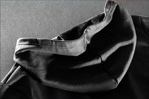 Image 4 - ZOGAA Gotik erkek hoodies Casual moda siyah hoodie 3 çeşit baskı tişörtü hip hop erkekler hoodie erkekler artı boyutu XS 4XL