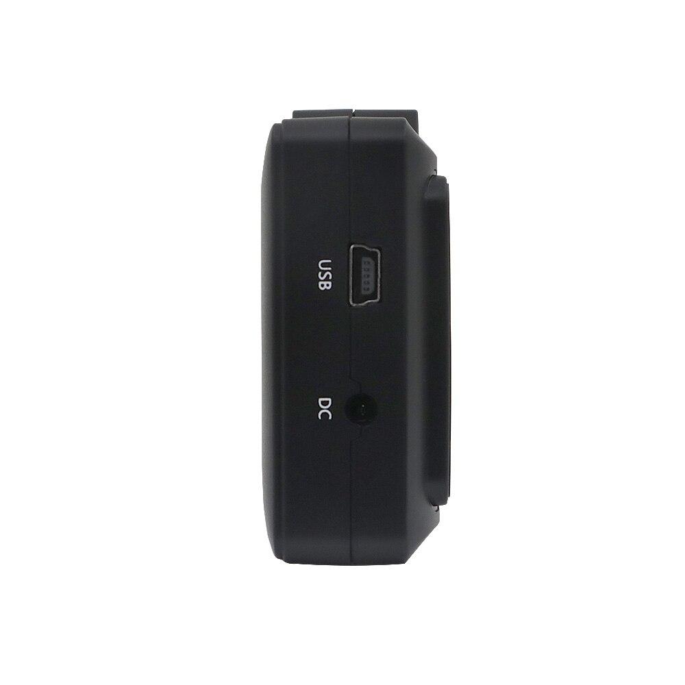 Karadar Voiture GPS anti détecteur de radar 2 dans 1 Police Vitesse GPS pour Russe led Affichage 360 Degrés X K CT L avec 2.4 pouces d'affichage - 5