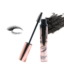 new 3D Black Curling Waterproof Mascara Volume Stretch Eyelash Length With Fast Dry Thick Extension eyes Makeup