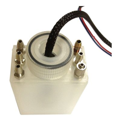 Ink Tank Inkjet Sub Tank 6 Ways for Konica 512 1024 Solvent Printhead in Printer Parts from Computer Office
