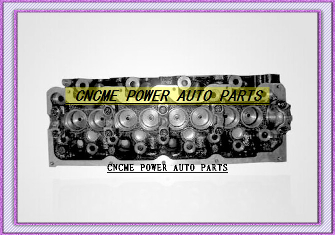 3L Bare Cylinder Head For TOYOTA Hilux 4-Runner Hi-Ace Land Cruiser Dyna 150 Toyo-Ace 2.8L 1988- 11101-54130 11101-54131 909 053 (1)