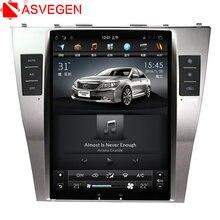 Asvegen 104 ''вертикальный сенсорный экран автомобильный