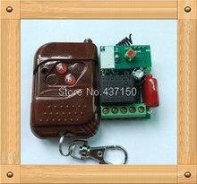 Intelligente senza fili 220V singola lampada elettrica pompa di potenza a distanza senza fili modulo relè