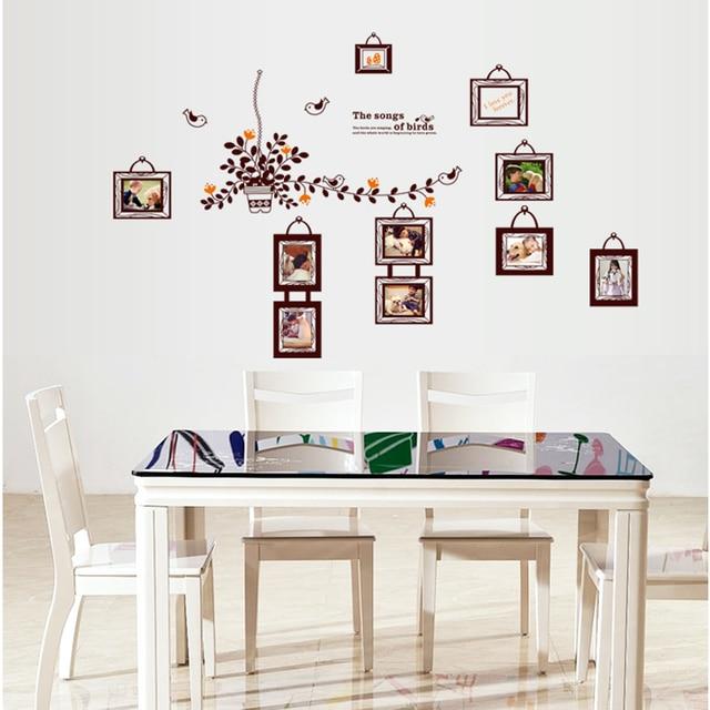 Woondecoratie tekening woonkamer frame muur siert interieur frame ...