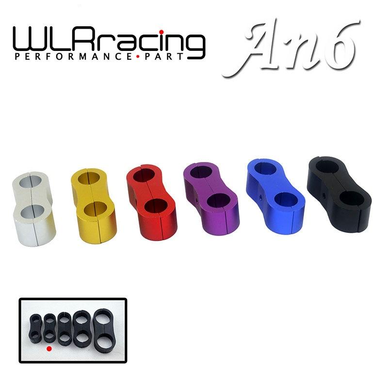 WLR RACING-заготовка Алюминиевый шланг сепаратор линии AN6 ID: 13,5 мм(костюм шланга 200-06) WLR-SLJN01-06-021