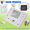 GSM 3G Senior Alarm Helper Healthcare Box For Senior Elderly With Fall Alarm Emergency Call System