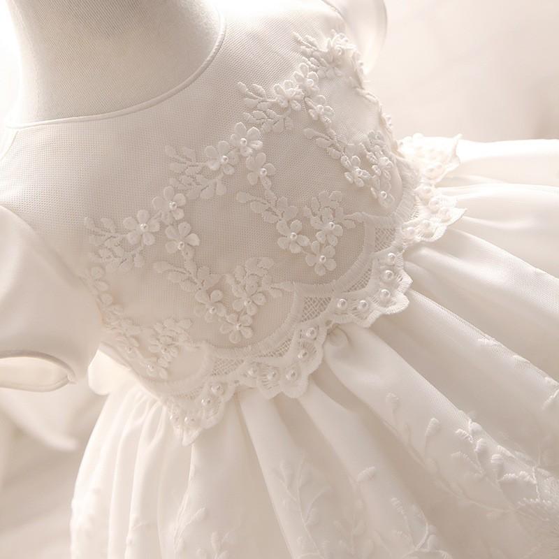 Newborn Flower Dress (1)