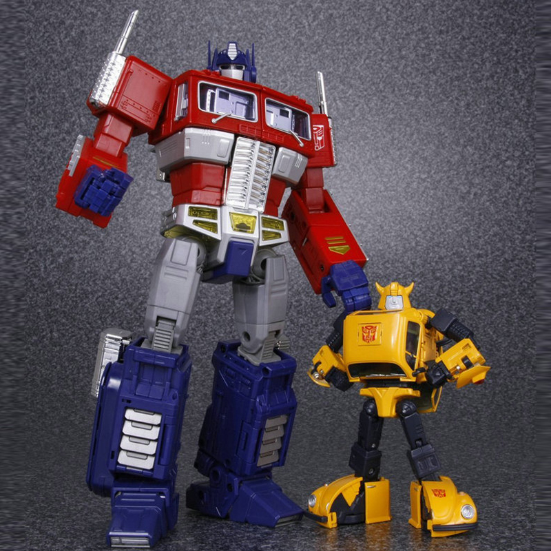 (IN STOCK) Toy TakaraTomy Masterpiece MP21 Bumblebee With Spike Figure - No Aftersale Service