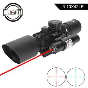 LUGER M9 3-10x42EG Tactical Op