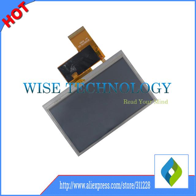 4.3 ''polegadas para Garmin nuvi 2505 exibição tela de lcd com digitador da tela de toque, GPS LCD