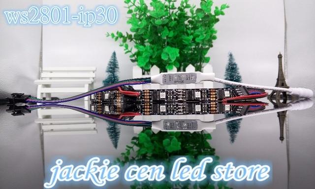 05m ws2801 led strip+sp002/sp103 controller,sample combination - sample controller