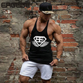 Fitness Tank Top Men Bodybuilding 2017 Clothing Fitness Men Shirt Crossfit Vests Cotton Singlets Muscle Top Punisher ergege