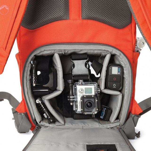 Wholesale Lowepro Photo Hatchback 22L AW  Best DSLR Day Pack Anti-theft camera Backpack  knapsack Weather Cover waterproof 5
