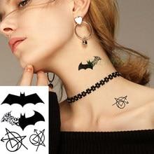 Tatuaje Temporal Pegatinas Para Hombre Cuello Compra Lotes Baratos