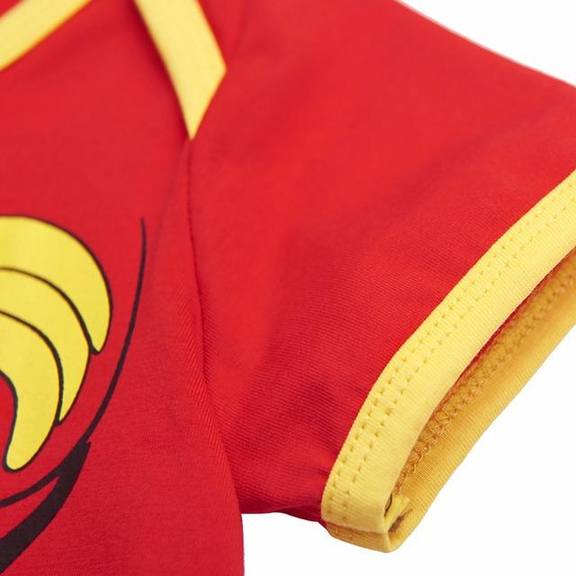 Bébé Filles Wonder Woman Costume Body Infantile Partie Cosplay Carnaval Costumes 0-24 Mois